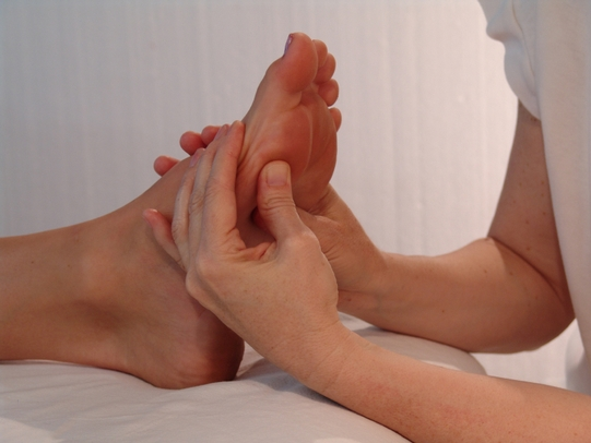 Reflexology Refresher